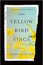 The yellow bird sings